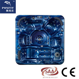 China Ponfit Freestanding Spa Ton, Balboa Hete Tonnen 2 Filters Whirlpool Spa met UVlicht fabriek